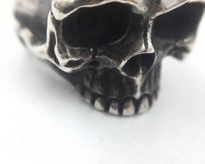 MMKR Skull Ring