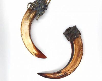 Boar Fang Pendant