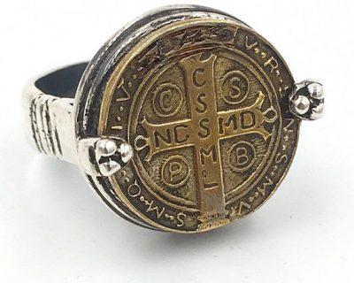 Esoring Bronze Ring